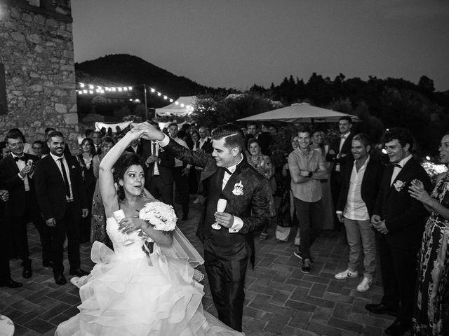 le nozze di Jessica e Federico