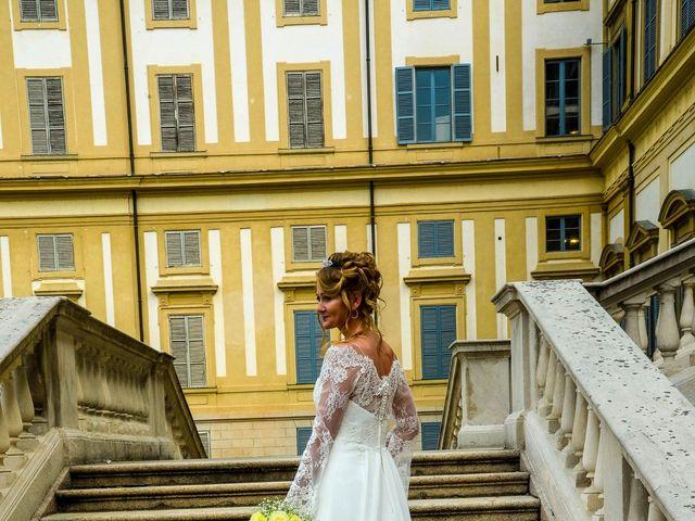 Il matrimonio di Fabio e Lucia a Monza, Monza e Brianza 7