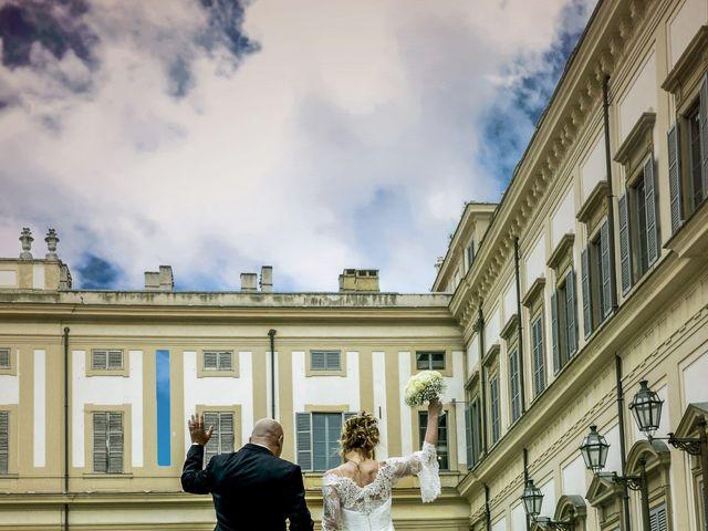 Il matrimonio di Fabio e Lucia a Monza, Monza e Brianza 11