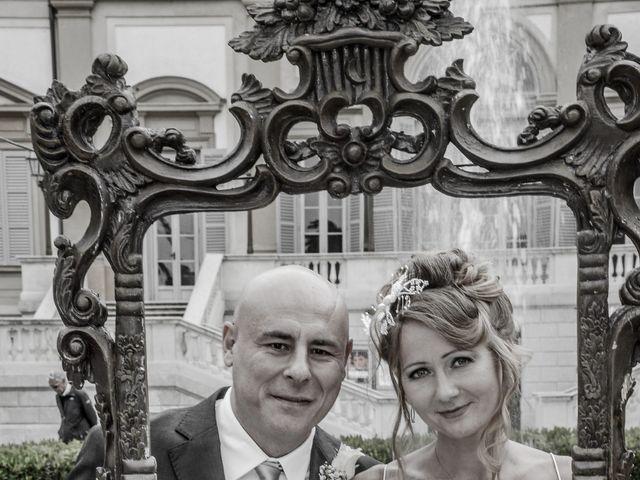 Il matrimonio di Fabio e Lucia a Monza, Monza e Brianza 12