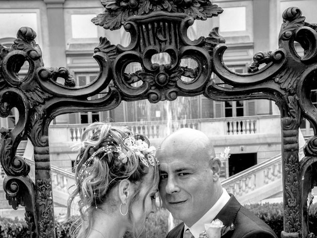 Il matrimonio di Fabio e Lucia a Monza, Monza e Brianza 1