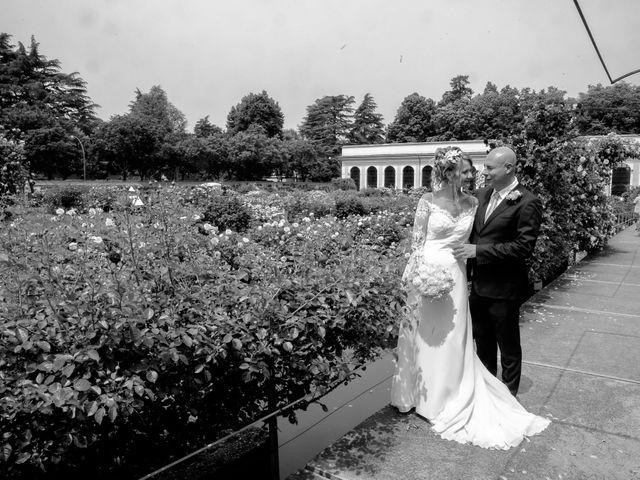 Il matrimonio di Fabio e Lucia a Monza, Monza e Brianza 13