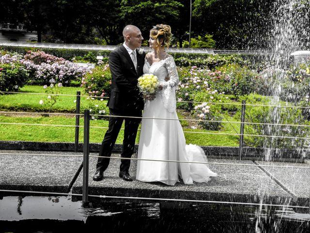 Il matrimonio di Fabio e Lucia a Monza, Monza e Brianza 14