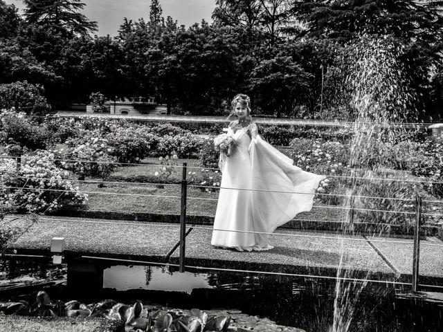 Il matrimonio di Fabio e Lucia a Monza, Monza e Brianza 15