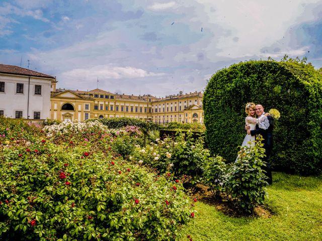 Il matrimonio di Fabio e Lucia a Monza, Monza e Brianza 17