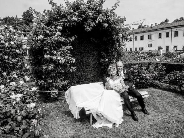 Il matrimonio di Fabio e Lucia a Monza, Monza e Brianza 18