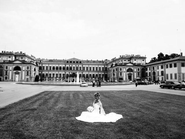 Il matrimonio di Fabio e Lucia a Monza, Monza e Brianza 20