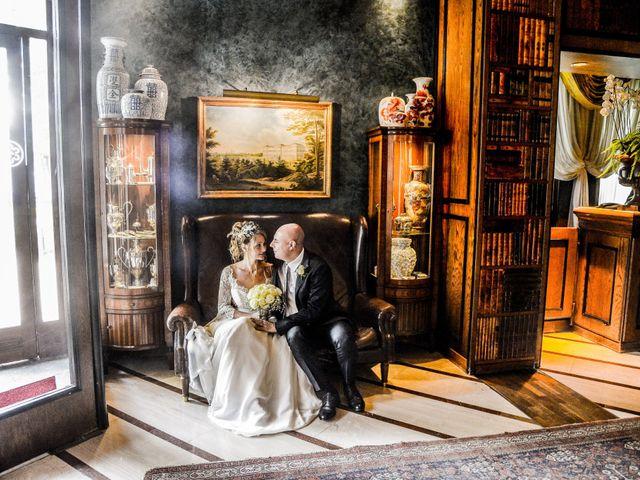 Il matrimonio di Fabio e Lucia a Monza, Monza e Brianza 27