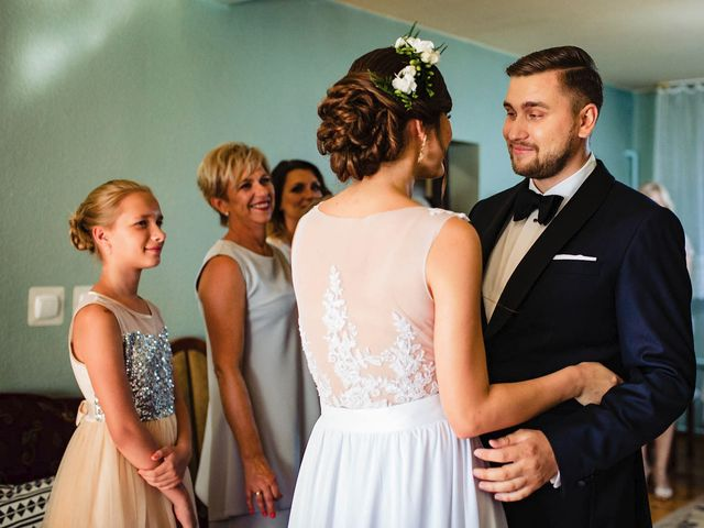 Il matrimonio di Dominik e Joanna a Arezzo, Arezzo 29