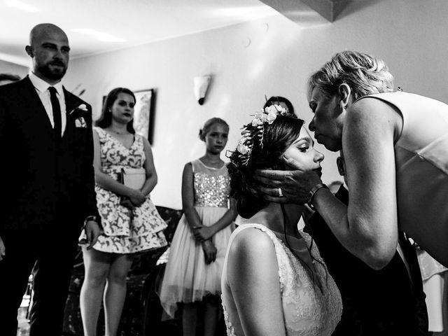 Il matrimonio di Dominik e Joanna a Arezzo, Arezzo 30