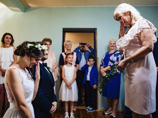 Il matrimonio di Dominik e Joanna a Arezzo, Arezzo 31