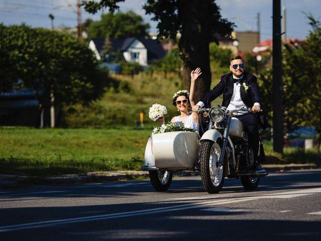 Il matrimonio di Dominik e Joanna a Arezzo, Arezzo 34