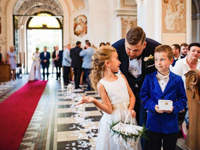 Il matrimonio di Dominik e Joanna a Arezzo, Arezzo 38