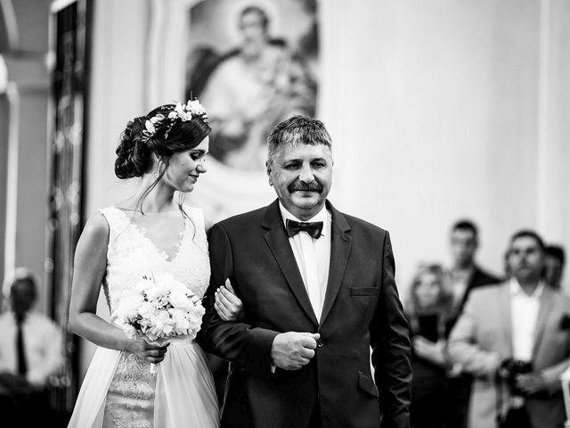 Il matrimonio di Dominik e Joanna a Arezzo, Arezzo 39