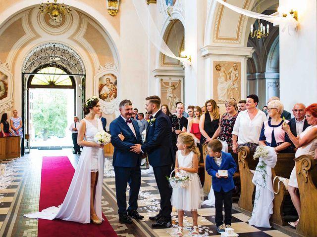 Il matrimonio di Dominik e Joanna a Arezzo, Arezzo 40