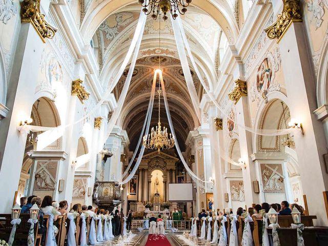 Il matrimonio di Dominik e Joanna a Arezzo, Arezzo 42