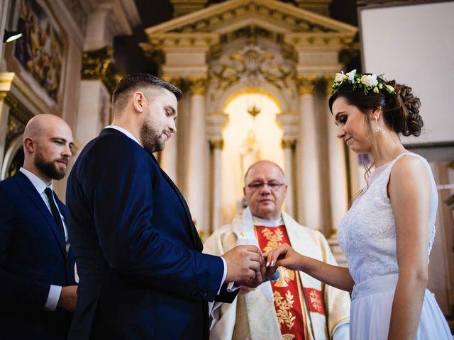 Il matrimonio di Dominik e Joanna a Arezzo, Arezzo 45