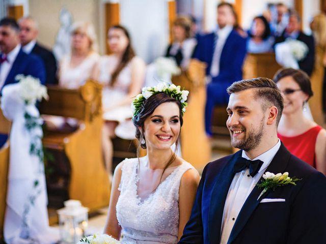 Il matrimonio di Dominik e Joanna a Arezzo, Arezzo 46