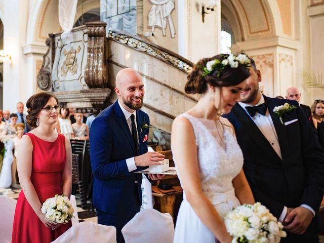 Il matrimonio di Dominik e Joanna a Arezzo, Arezzo 47