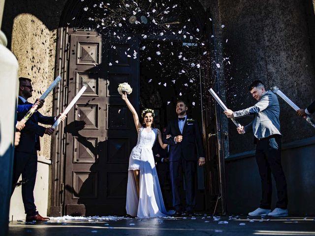 Il matrimonio di Dominik e Joanna a Arezzo, Arezzo 48