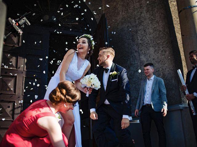Il matrimonio di Dominik e Joanna a Arezzo, Arezzo 49