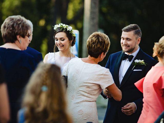 Il matrimonio di Dominik e Joanna a Arezzo, Arezzo 50