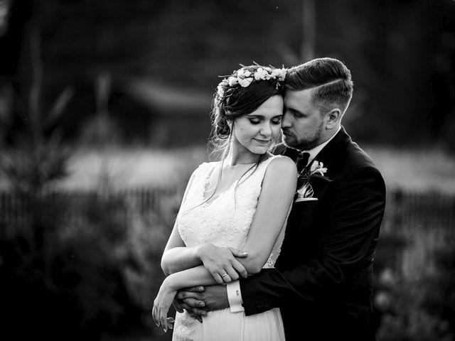Il matrimonio di Dominik e Joanna a Arezzo, Arezzo 55