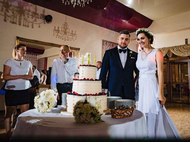 Il matrimonio di Dominik e Joanna a Arezzo, Arezzo 65