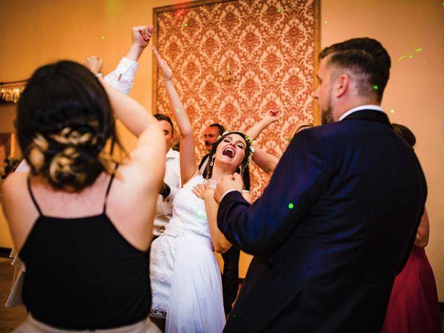 Il matrimonio di Dominik e Joanna a Arezzo, Arezzo 74