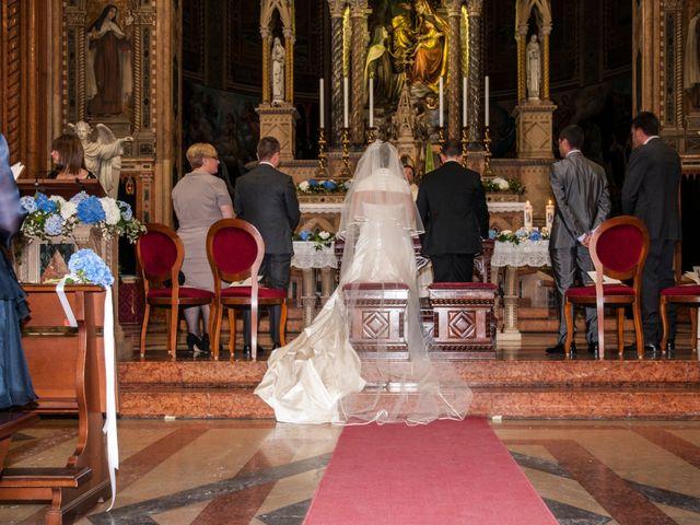 Il matrimonio di Marco e Gabriella a Verona, Verona 17