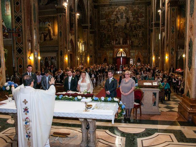 Il matrimonio di Marco e Gabriella a Verona, Verona 22