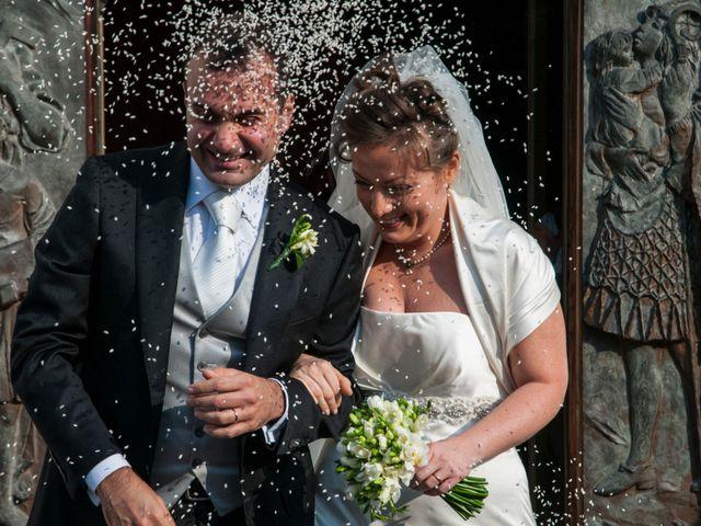 Il matrimonio di Marco e Gabriella a Verona, Verona 23