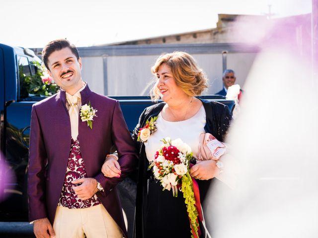 Il matrimonio di Valerio e Albina a Gesturi, Cagliari 7