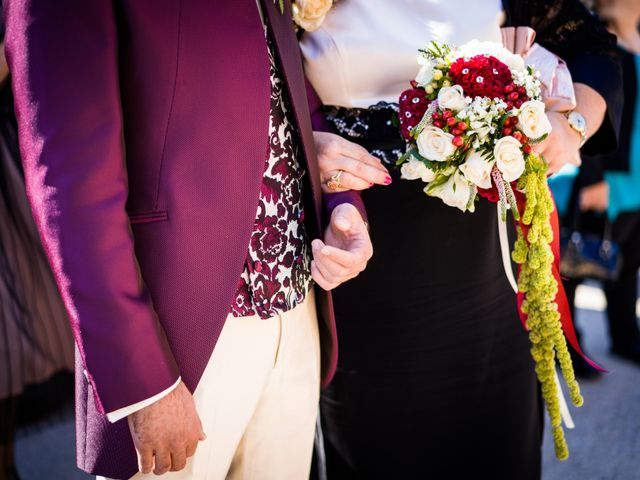 Il matrimonio di Valerio e Albina a Gesturi, Cagliari 8