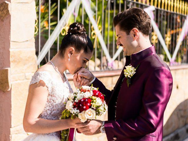 Il matrimonio di Valerio e Albina a Gesturi, Cagliari 10