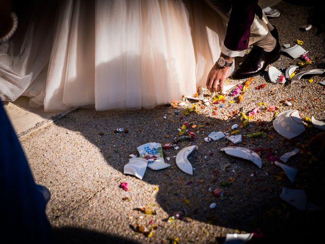 Il matrimonio di Valerio e Albina a Gesturi, Cagliari 12