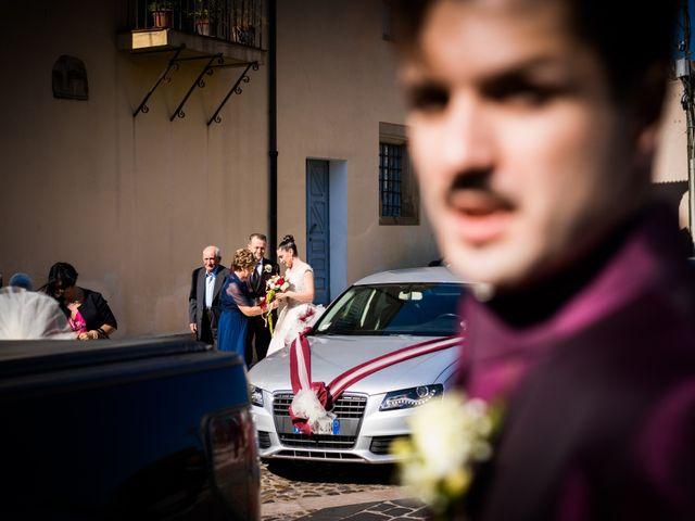 Il matrimonio di Valerio e Albina a Gesturi, Cagliari 14