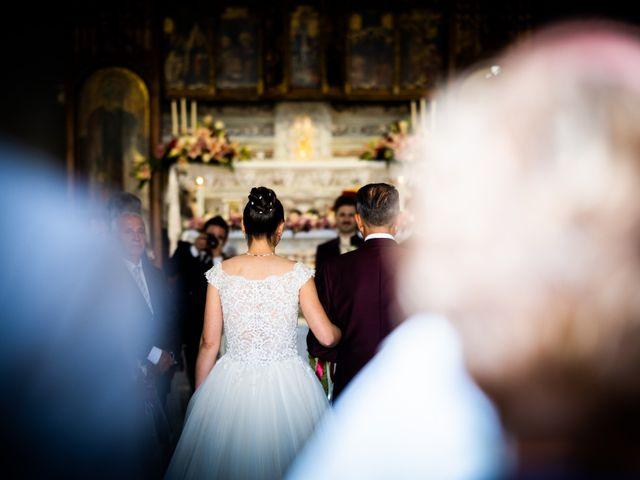 Il matrimonio di Valerio e Albina a Gesturi, Cagliari 15