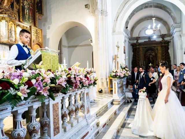 Il matrimonio di Valerio e Albina a Gesturi, Cagliari 17