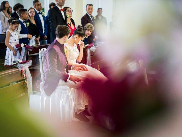 Il matrimonio di Valerio e Albina a Gesturi, Cagliari 18