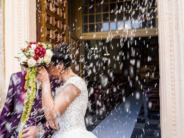 Il matrimonio di Valerio e Albina a Gesturi, Cagliari 20