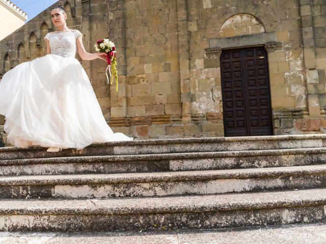 Il matrimonio di Valerio e Albina a Gesturi, Cagliari 22