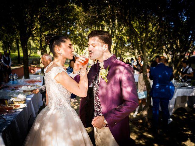 Il matrimonio di Valerio e Albina a Gesturi, Cagliari 24