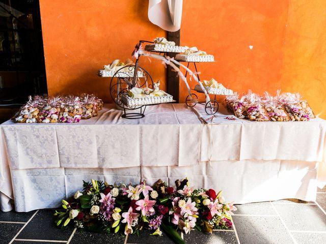 Il matrimonio di Valerio e Albina a Gesturi, Cagliari 27