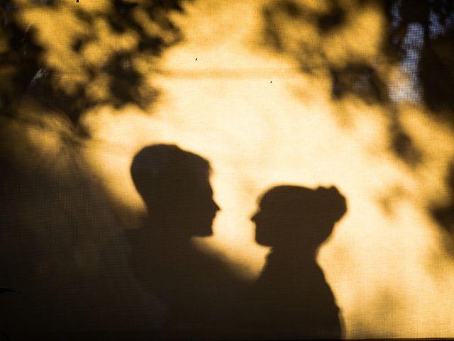 Il matrimonio di Valerio e Albina a Gesturi, Cagliari 2
