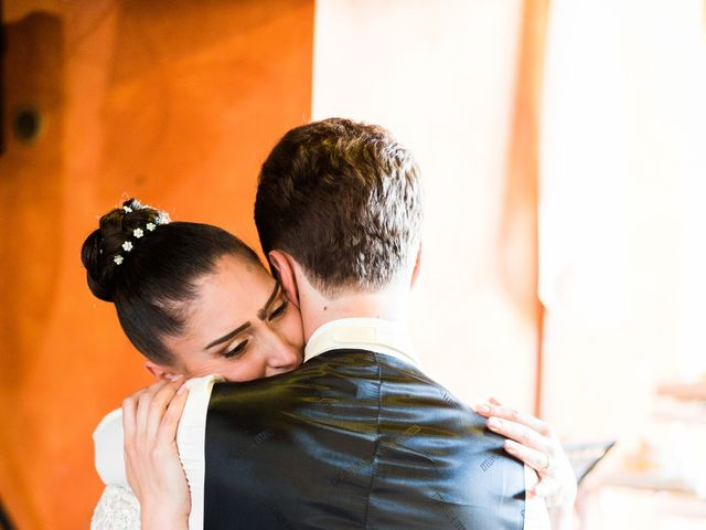 Il matrimonio di Valerio e Albina a Gesturi, Cagliari 29