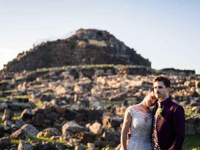 Il matrimonio di Valerio e Albina a Gesturi, Cagliari 31