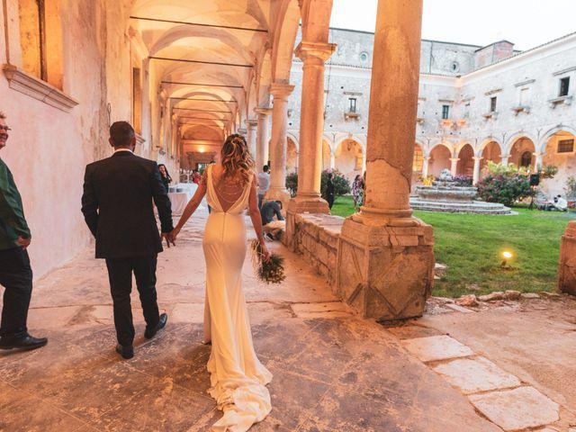 Il matrimonio di Salvatore e Teresa a Palazzo Adriano, Palermo 1