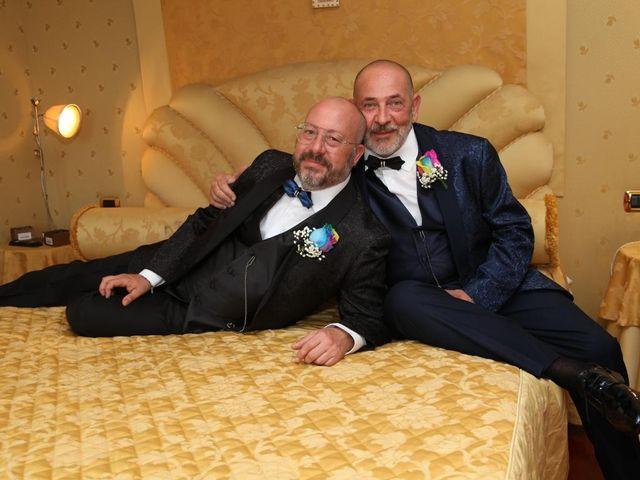 Il matrimonio di Enrico e Alessio a Roma, Roma 14