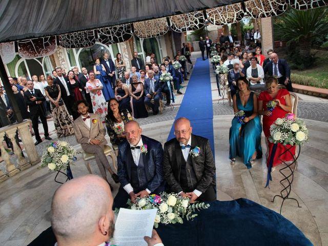 Il matrimonio di Enrico e Alessio a Roma, Roma 24